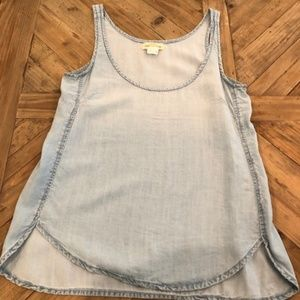 cloth & stone chambray tank